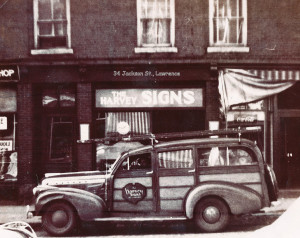 34 Jackson St., Lawrence - Late 40s